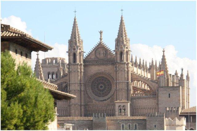 Baños Arabes Mallorca: ya os contaré más en un próximo artículo sobre Palma de Mallorca