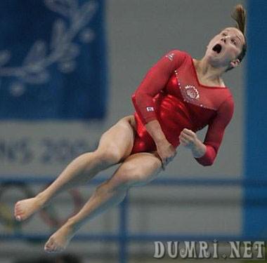 Funny Gymnastics