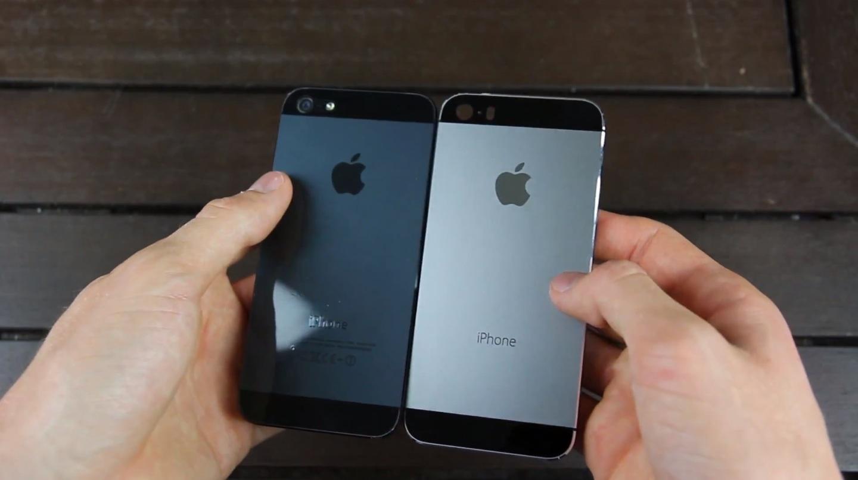 iphone 5s na cor grafite aparece em novo v237deo mundo ios
