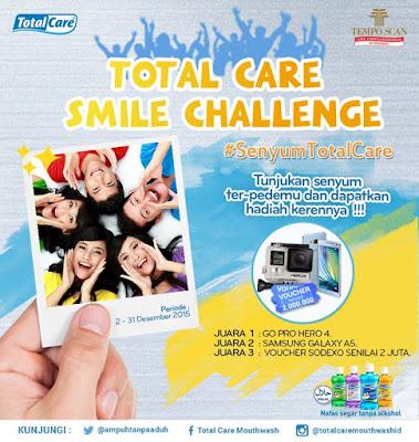 Info Kontes - Kontes Foto Selfie Total Care