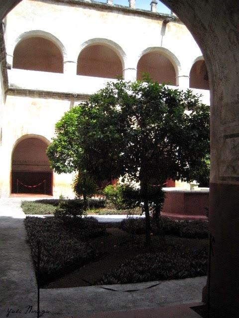 ruta de los conventos tepoztlán morelos méxico