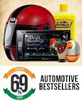 Buy Automotive Store : Buy Automative Bestsellers at 50% off + Extra Upto 35% Cashback