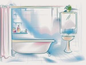 Detersivo fai da te senza misure per pulire a fondo la - Pulire la vasca da bagno ...