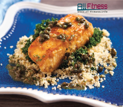 sablefish in white wine sauce All fitness