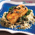 Sablefish in white wine sauce