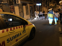 Un hombre con orden de alejamiento estrangula a su ex pareja con un cable en Madrid