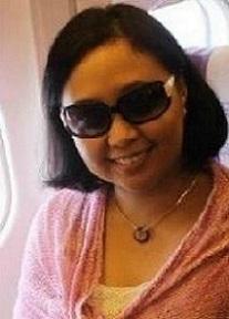 Voluptuous Princess Jacel Kiram anak Sultan Sulu, Sultan Jamalul Kiram