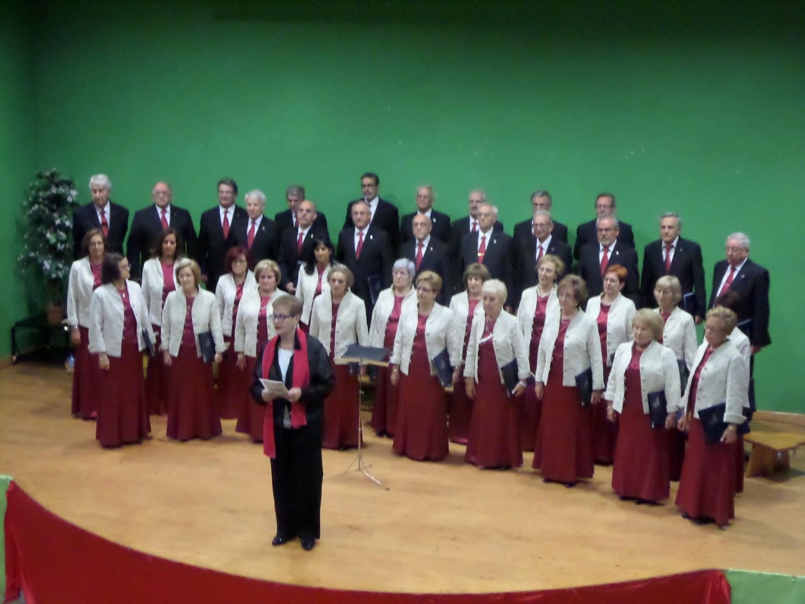 10º Aniversario del Coro Rubagón. Coro Matices