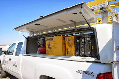Work Truck Side Compartments