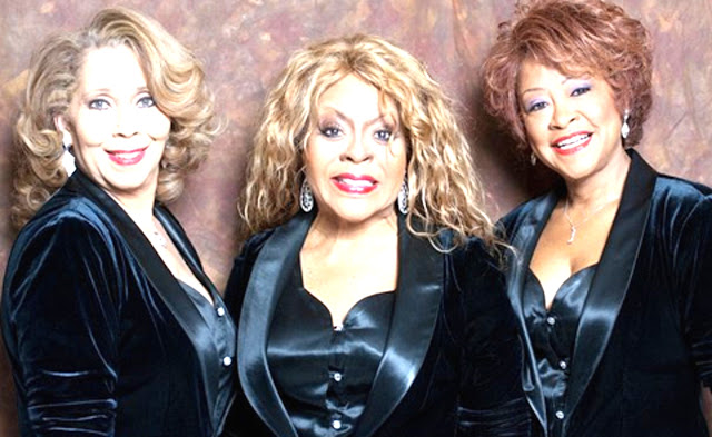 Photo of The Three Degrees