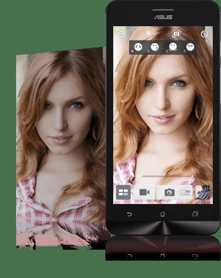 ASUS Zenfone Smartphone Android Terbaik Beautification Edit Foto