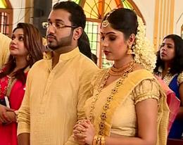 Muthka & Rinku Tomy Marriage Photos