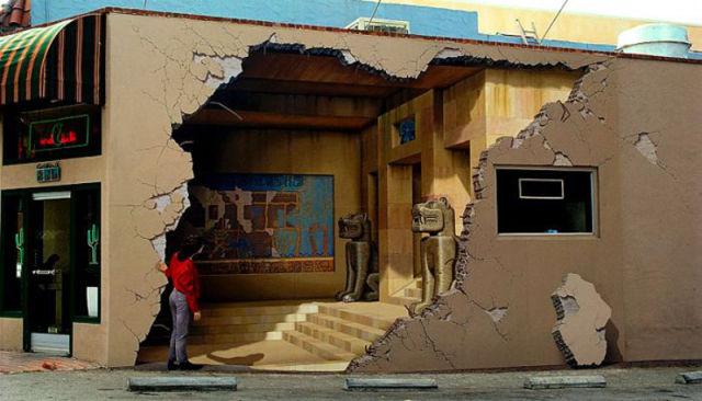 pintura em fachada