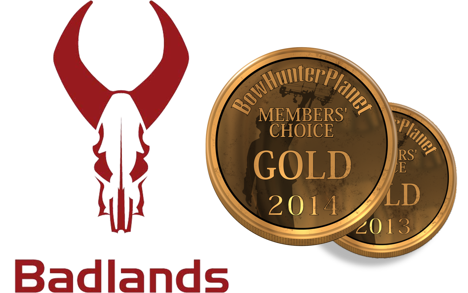 Badlands BowHunterPlanet - Members choice Gold 2011
