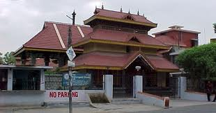 Raja Thatha's Kerala temples