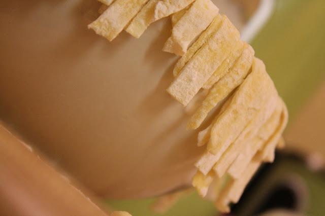 Homemade Noodles via The Taste Tester