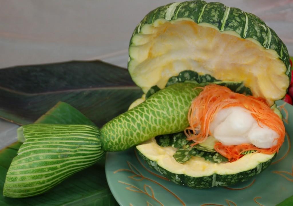 Plantamer arte con frutas y verduras for Decoracion con verduras