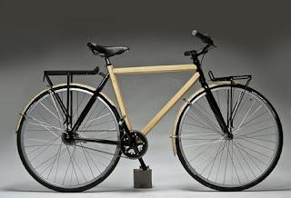 Bicicleta Sostenible con Marco de Bambu