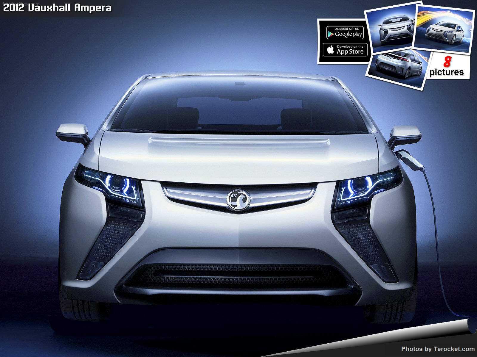Hình ảnh xe ô tô Vauxhall Ampera 2012 & nội ngoại thất