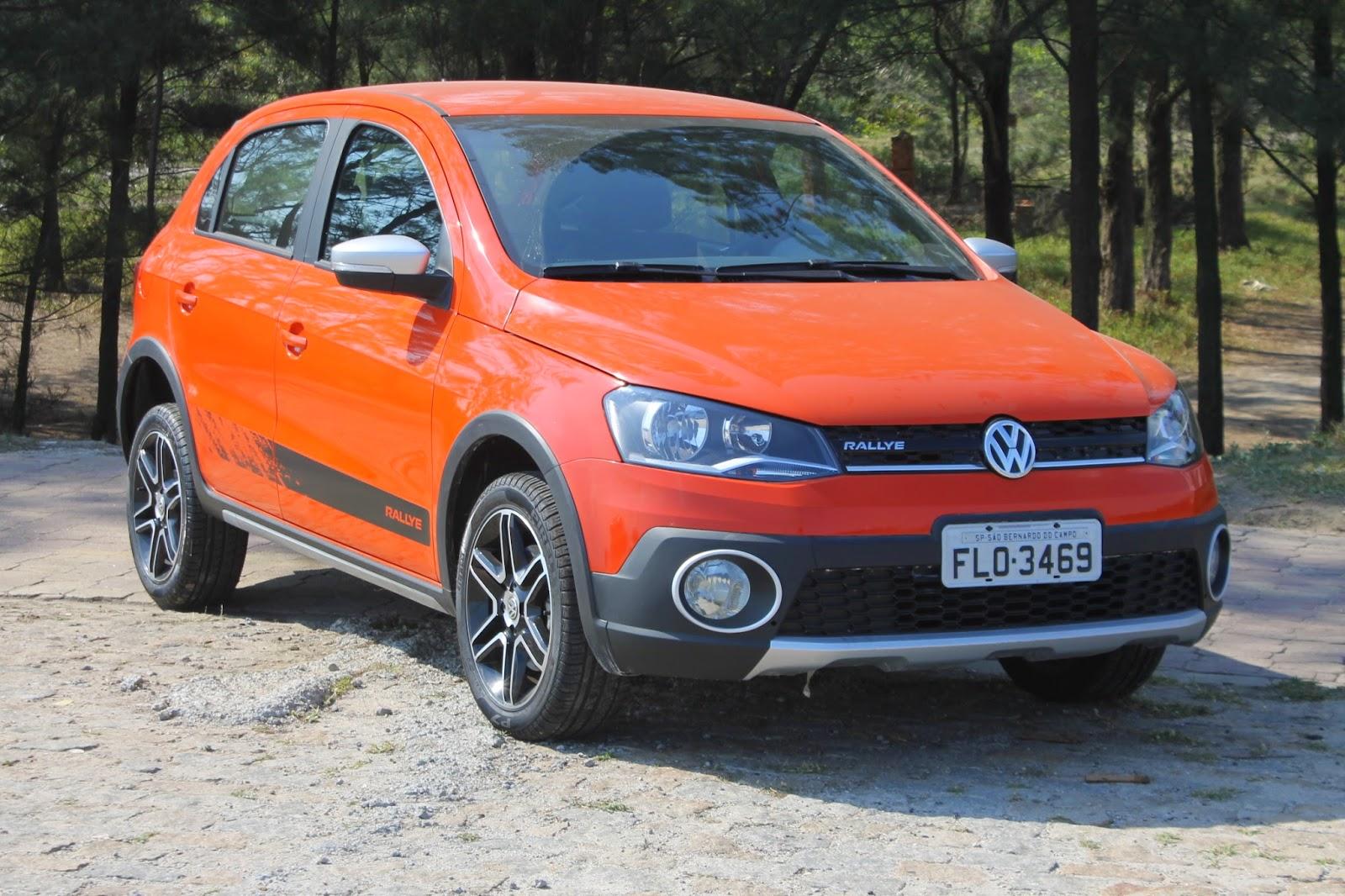 VW GOL RALLYE MSI 1.6 16V FLEX MANUAL - AVALIAÇÃO