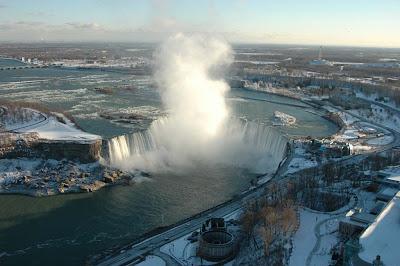 Cataratas do Niagara - Canadá