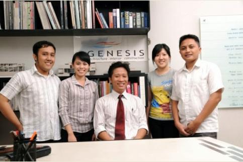 Genesis Konsultan Arsitektur Terbaik Yohan Tirtawijaya