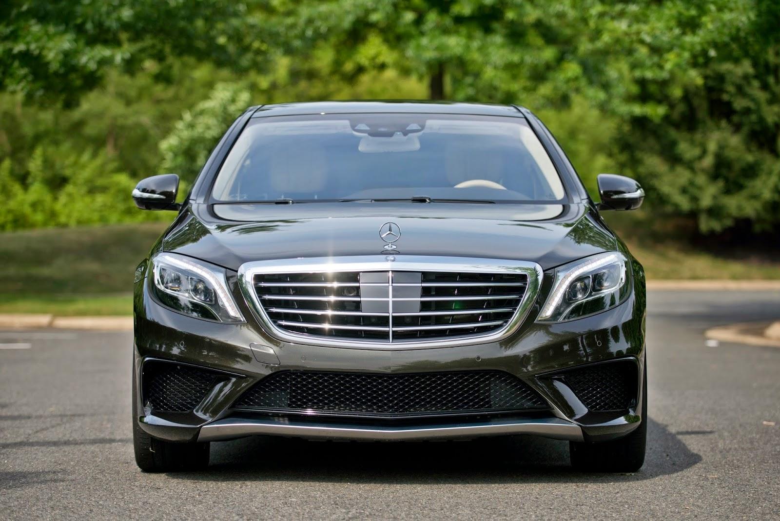 Automotiveblogz 2014 mercedes benz s63 amg 4matic sedan for Mercedes benz s63 2014
