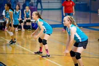 A importância de exercícios variados no Voleibol