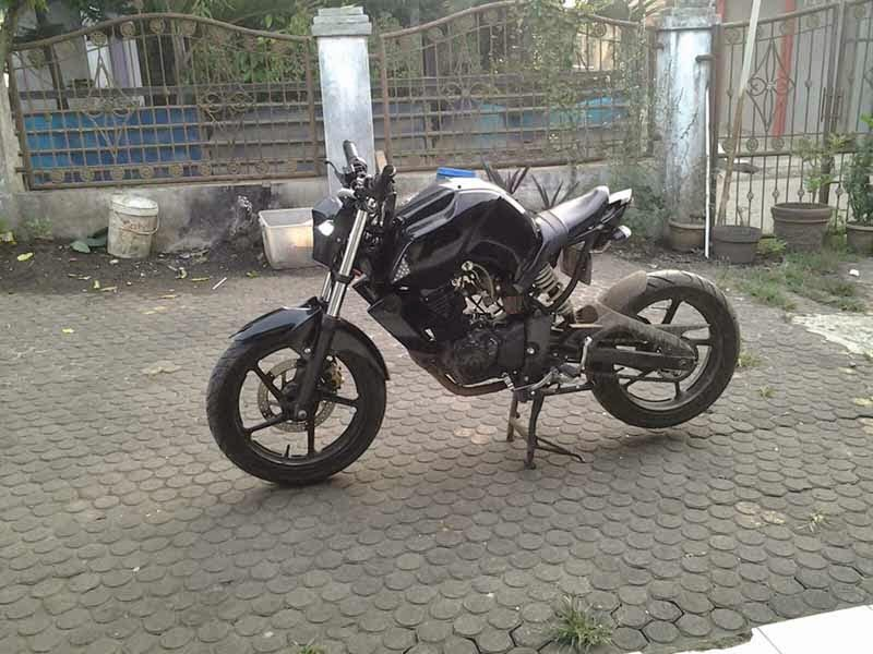 Yamaha Byson Modif Minor Fighter