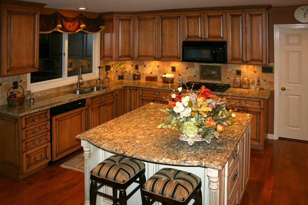 Maple Kitchen Cabinet Design Ideas