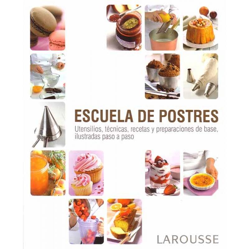 Escuela de cocina libro whole kitchen for Escuela de cocina