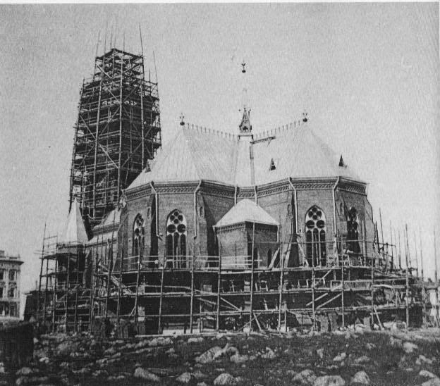 Новый кафедральный собор Выборга