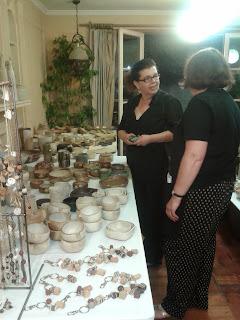 Exposicion Venta Ceramica Gres
