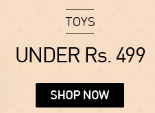 Snapdeal :Buy Toys under Rs. 499 : BuyToEarn