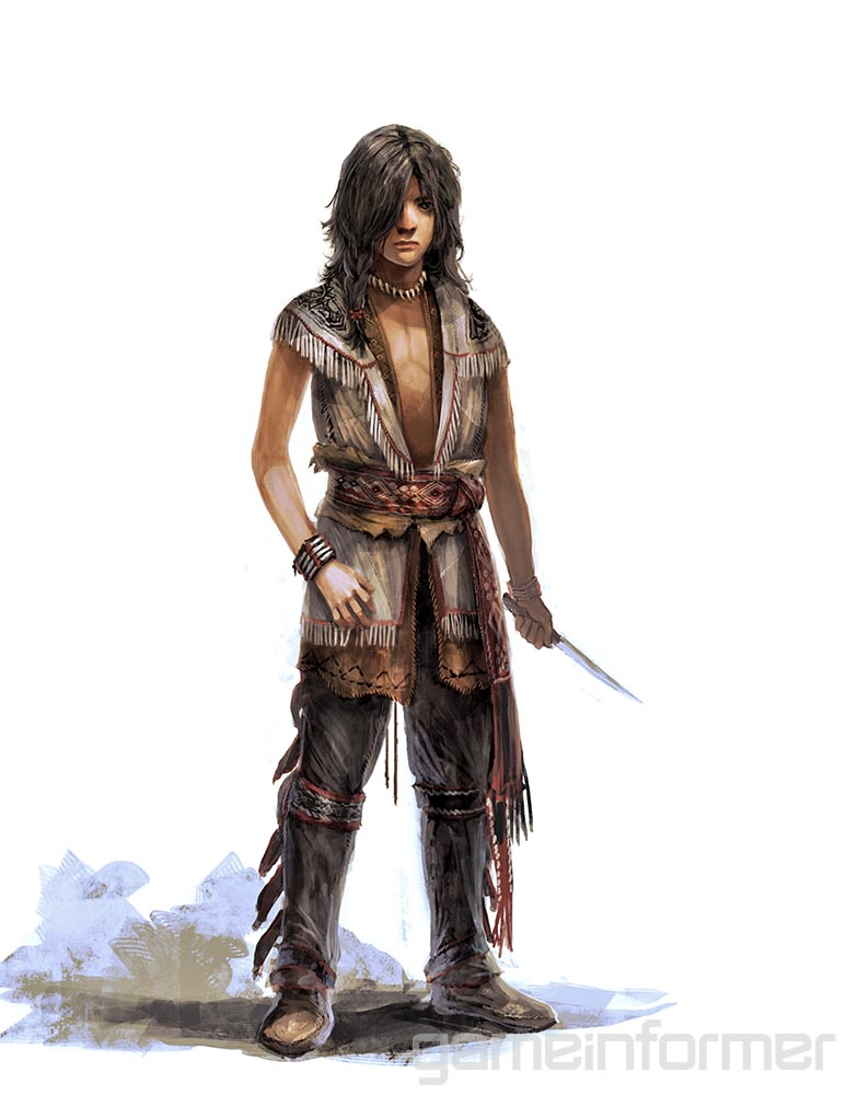 GSO - operation sunrise Assassins-Creed-III-Young-Connor-Concept-Art