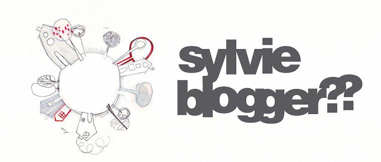 Sylvieblogger??