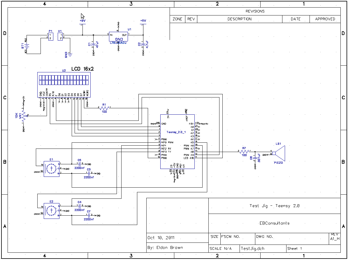 WA0UWH - Electronics & HAM Radio Blog: Teensy Test Jig Schmatic on electrical outlet, electrical floor plans, electrical power diagrams, landscaping diagrams, hvac diagrams, electrical math formulas, electrical diagrams for houses, electrical blueprints, electrical conduit, electrical building diagrams, air conditioner diagrams, electrical landscaping lights, kawasaki electrical diagrams, electrical panels diagrams, electrical symbols, engine diagrams, electrical schematics, wire diagrams, plumbing diagrams, electrical ladder diagrams,
