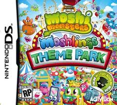 Moshlings Theme Park DS or 3DS