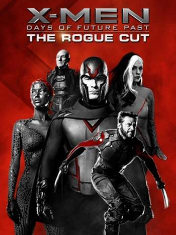 X-Men: Days of Future Past Rogue Cut (2015) DVDRip Latino
