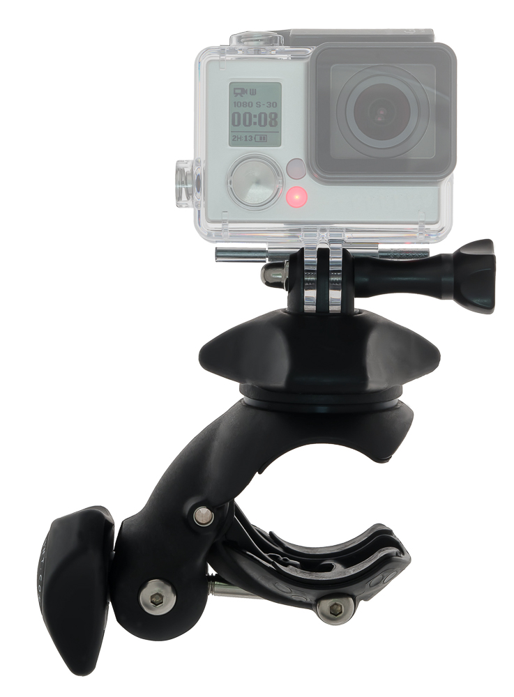 The Flymount rugged universal action mount