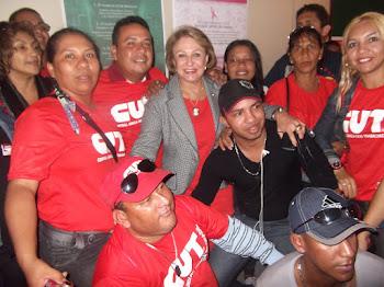 Dep.Federal Eucione Com os Agentes de Saúde do Pará pelo Piso Salarial