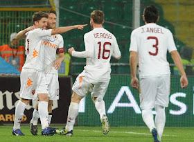 PALERMO VS AS ROMA 0-1