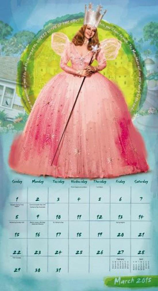 calendar wizard 2015