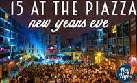 New Year's Eve at Piazza