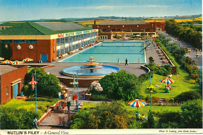 Butlins Filey in 1970s