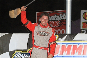 Bobby Pierce Completes Tri-City Speedway Sweep With 3-ALMS $2000 feature Wins
