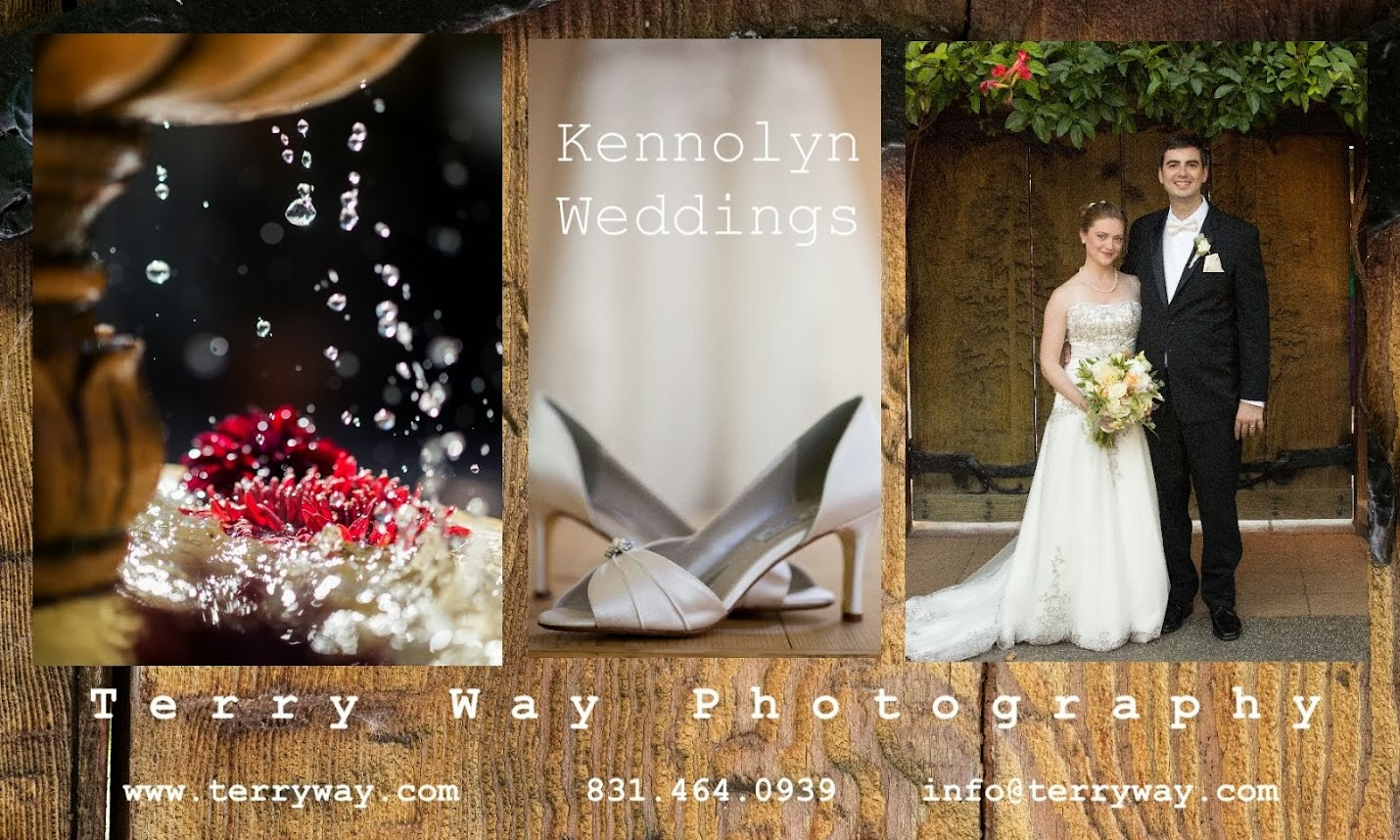 Kennolyn Wedding Photography by Terry Way