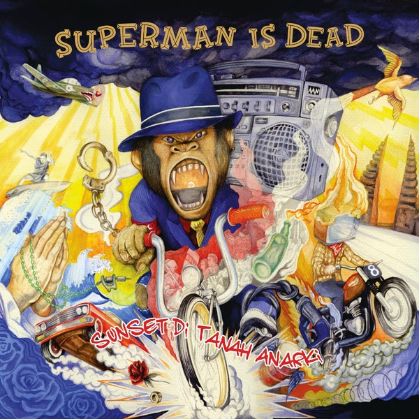 Superman Is Dead - Jadilah Legenda (from Sunset di Tanah Anarki)