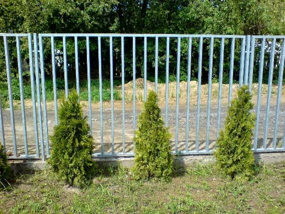 Przęsła ogrodzeniowe Warszawa i okolice