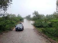 inundaciones en Olanchito